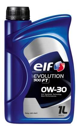 Моторное масло elf Evolution 900 FT 0W-30 1л