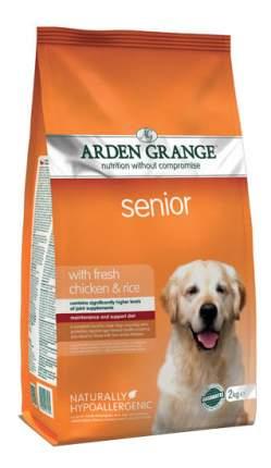 Сухой корм для собак Arden Grange Senior, курица,  2кг