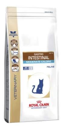 Сухой корм для кошек ROYAL CANIN Gastro Intestinal Moderate Calorie, мясо, 2кг