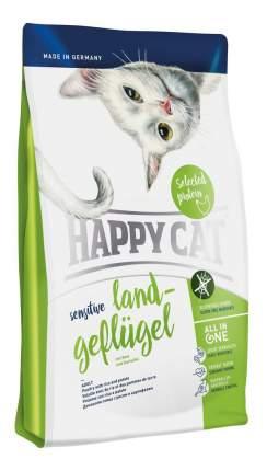 Сухой корм для кошек Happy Cat La Cuisine Bio Gefluge, домашняя птица, 4кг