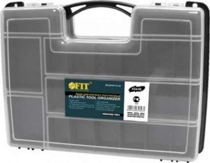 Пластиковый ящик для инструментов FIT 65646