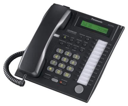 IP-телефон Panasonic KX-T7735RU-B Black