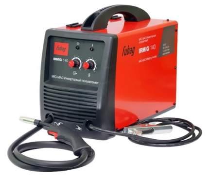 Сварочный инвертор Fubag IRMIG 140 красный (68032)