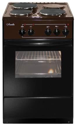 Электрическая плита Лысьва ЭП 301 Brown