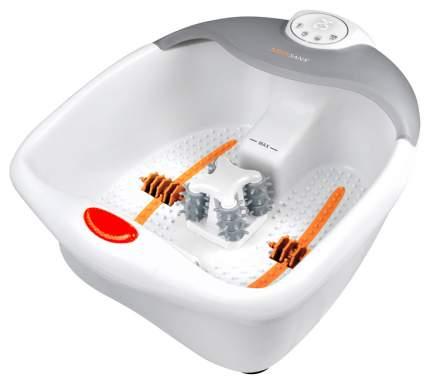 Массажная ванночка для ног Medisana S 885 Comfort белая/серая