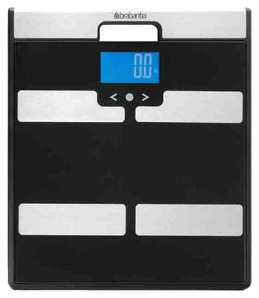 Весы напольные Brabantia 481949 Черный