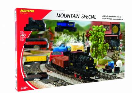 Железная дорога Mehano Стартовый Набор Mountain Special, T112