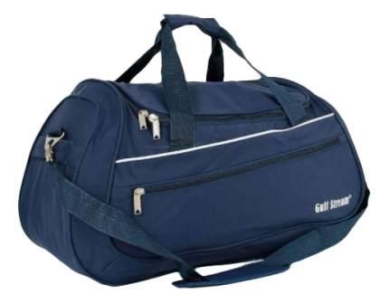 Дорожная сумка Polar 5986 темно-синяя 55 x 24 x 33