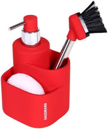 Дозатор для моющего средства Hausmann HM-B0069R-1 Красный