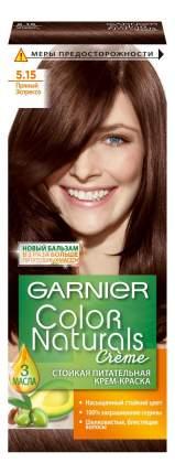 """Краска для волос Garnier Color Naturals """"Пряный эспрессо"""" C4036825, тон 5.15"""