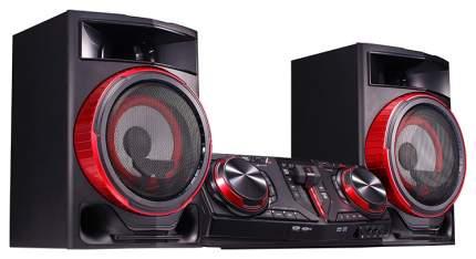 Музыкальный центр Mini LG CJ87