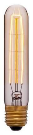 Лампа накаливания E27 40W трубчатая золотая 051-958