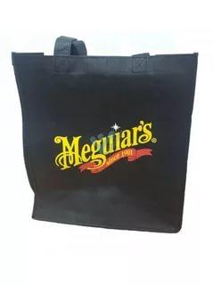 Сумка тканевая черная с лого Meguiar's, ДхШхГ = 41х33х15см, 1/100 ST061NC