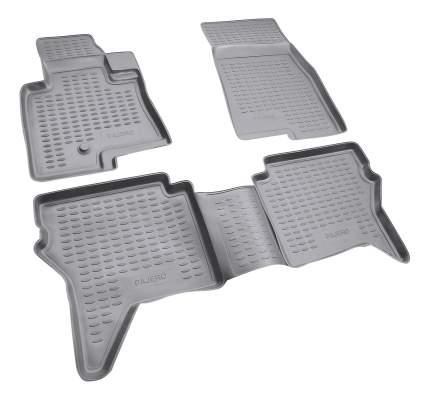 Комплект ковриков в салон автомобиля Autofamily для Mitsubishi (NLC.35.18.210)