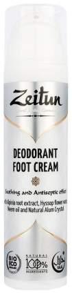 Дезодорант Zeitun для ног с антисептическим эффектом