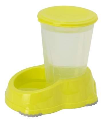 Кормушка-автопоилка для кошек и собак MODERNA, желтый, 3 л