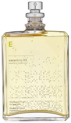 Парфюмерная вода Escentric Molecules Escentric 03 edp 100 ml