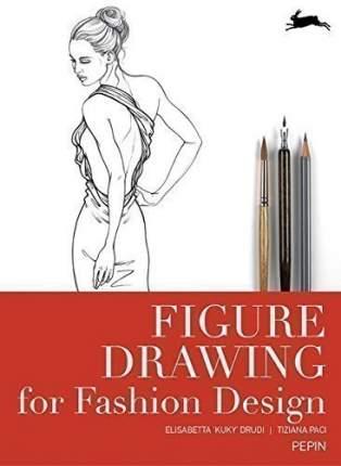 Книга Figure Drawing For Fashion Design