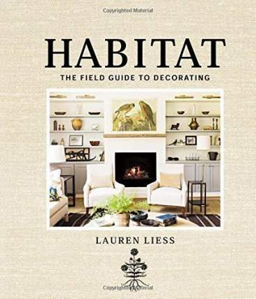 Книга Habitat, The Field Guide to Decorating