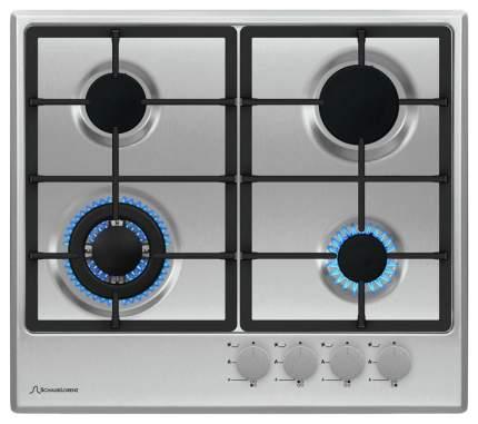 Встраиваемая варочная панель газовая Schaub Lorenz SLK GE6520 Silver