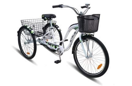 Велосипед Stels Energy II 2016 One Size серый
