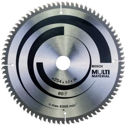 Диск по дереву Bosch STD MM 254x30-80T 2608640450