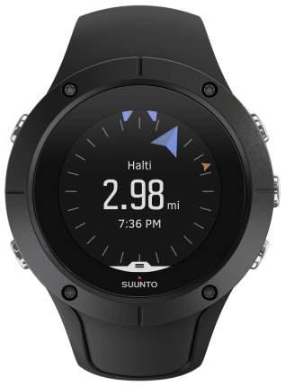Смарт-часы Suunto Spartan Trainer Wrist HR черные