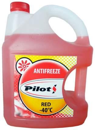 Антифриз PILOTS красный готовый антифриз 3л 3224
