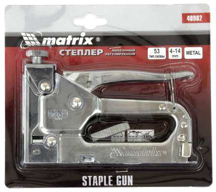 Механический степлер MATRIX 40902