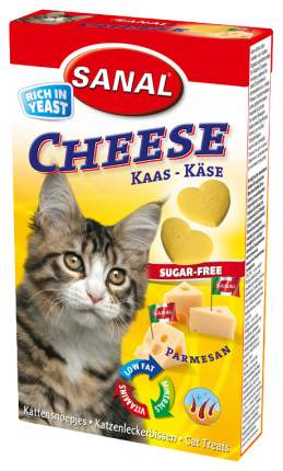 Лакомство для кошек Санал, сыр