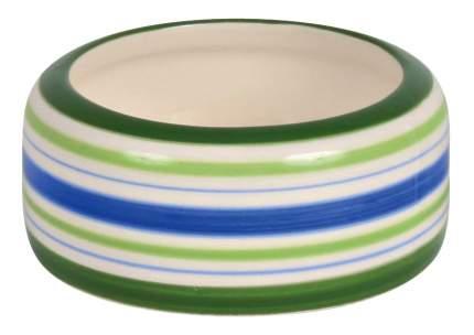 Одинарная миска для грызунов TRIXIE, керамика, разноцветный, 0.05 л