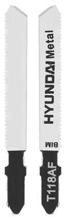 Пилки для лобзика Hyundai 204111