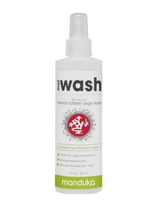 Спрей для коврика чистящий Mat Wash Manduka Lemongrass 703834