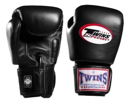 Боксерские перчатки Twins Special BGVL-3 черные 10 унций