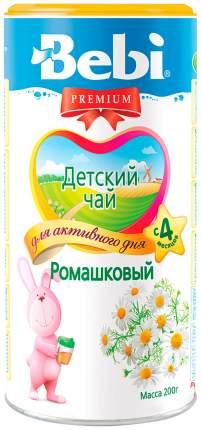 Чай Bebi Premium Ромашковый с 6 мес 200 г