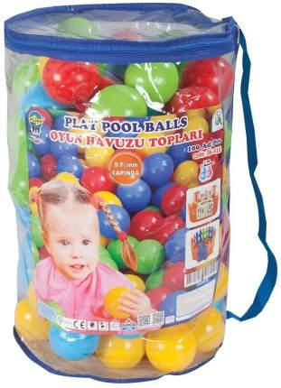 Шарики для сухих бассейнов Pilsan 6410plsn 100 штук 7 см в пакете сумке
