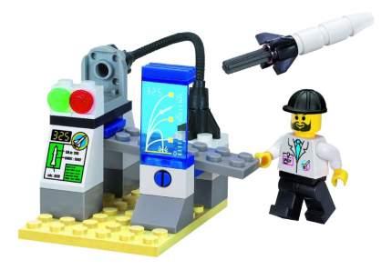 Конструктор пластиковый Brick Космос