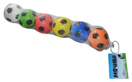 Мячик детский 1TOY Мячики 6 шт T59841