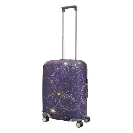 Чехол для чемодана Eberhart Fireworks S