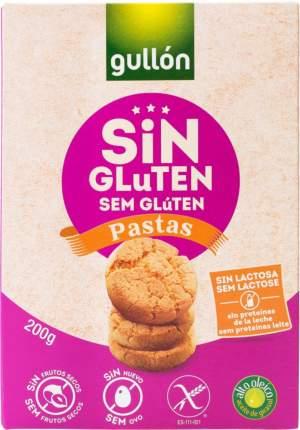 Печенье Gullon без глютена 200 г