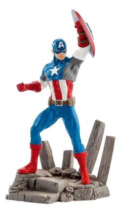 Фигурка персонажа Schleich Капитан Америка 21503