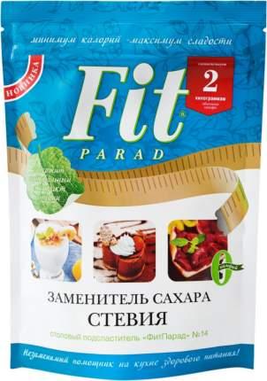 Заменитель сахара Fit Parad стевия 200 г