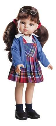 Кукла Paola Reina Кэрол школьница