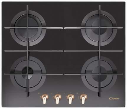 Встраиваемая варочная панель газовая Candy CVG 64STG GH Black