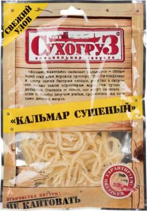 Кальмар Сухогруз сушеный 70 г