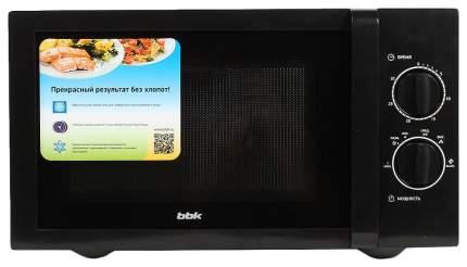 Микроволновая печь соло BBK 23MWS-822M/B black