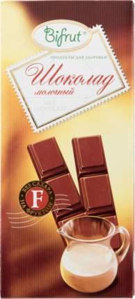 Шоколад молочный Bifrut на фруктозе 100 г