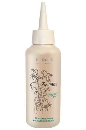 Лосьон против выпадения волос Kapous Professional Treatment Fragrance Free 100 мл