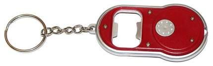 Брелок - открывалка для бутылок с фонариком Bradex Красный