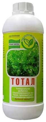 Удобрение для аквариумных растений Aquabalance Тотал 1000 мл